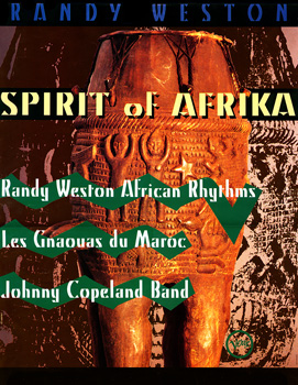 Spirit of Afrika    1994   Europe Tour