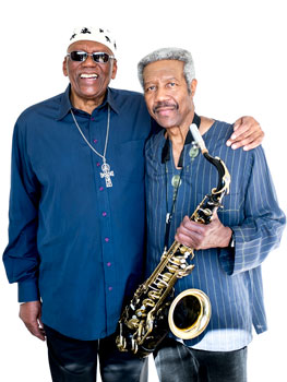Billy Harper & Randy Weston - Photo credit: Nyan Graf Quartier